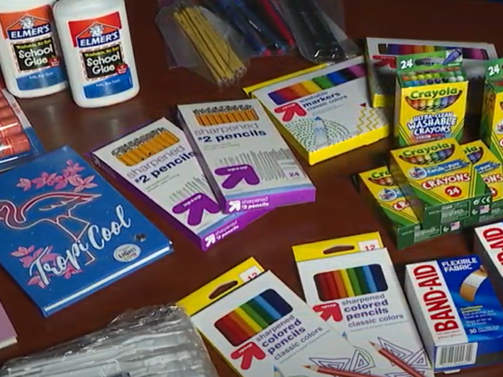 LR2020 Supports Pencils & Paper